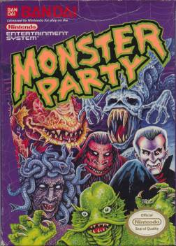 Monster Party Box