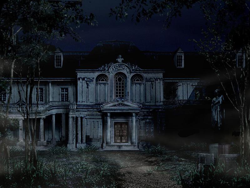 Acheron Manor Re-mansion