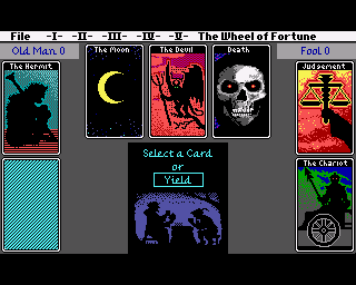 Tarot and the Major Arcana in Video Games | Games I Made My