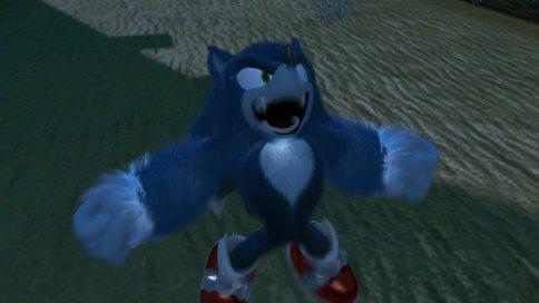 werewolfsonic