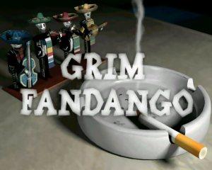 GrimFandangoTitle