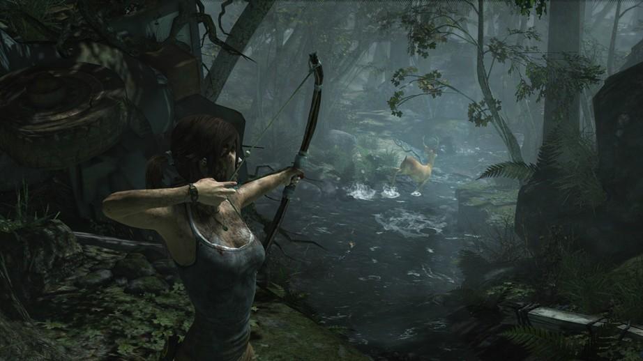 Tomb Raider 2013 Games I Made My Girlfriend Play