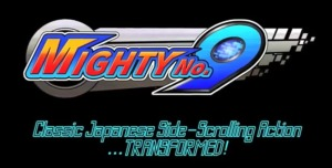 MightyNo9Title
