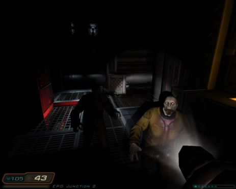 Doom3flashlight
