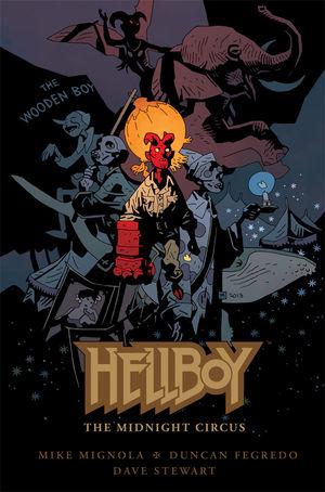 HellboyMidnightCircus1