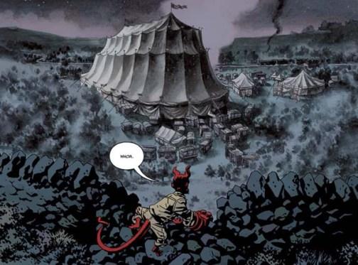 HellboyMidnightCircus2