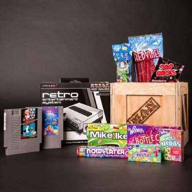 Retro Gamer Crate