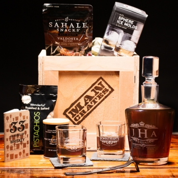 Whiskey Appreciation Crate