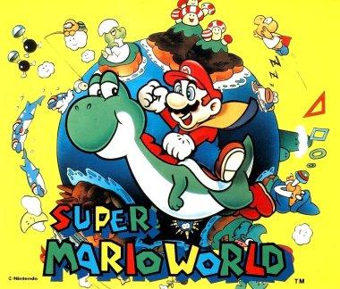 SuperMarioWorldUPick