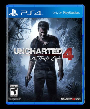 Uncharted4BoxArt